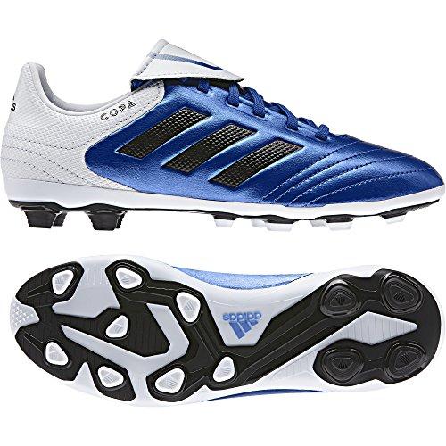 adidas COPA 17.4 FxG J - Botas de fútbolpara niños, Azul - (AZUL/FTWBLA/NEGBAS), -30