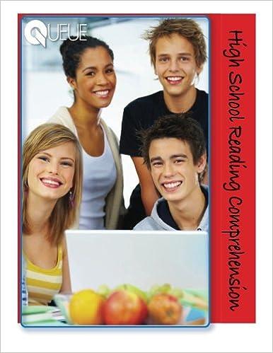 Amazon com: High School Reading Comprehension (9780782713220