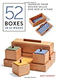 img - for 52 Boxes in 52 Weeks: Improve Your Design Skills One Box At A Time book / textbook / text book