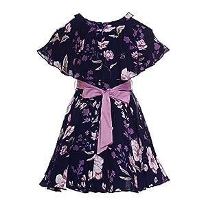 Naughty Ninos Rayon Pleated Dress