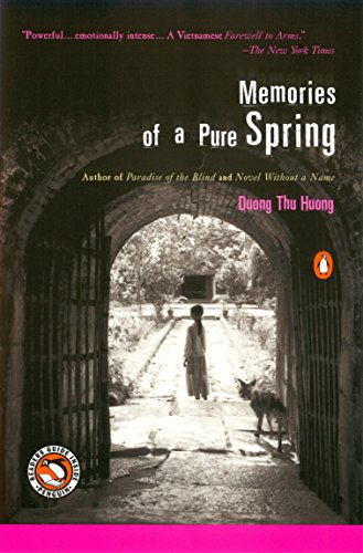 - Memories of a Pure Spring