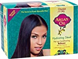 Best Hair Relaxer For Black Hairs - Hawaiian Silky Hydrating Sleek No Lye Relaxer Argan Review