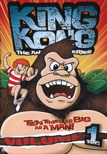 King Kong, Vol. 1 (Animated TV Series) for sale  Delivered anywhere in Canada
