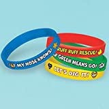 American Greetings PAW Patrol Rubber Bracelets, Party Supplies - Best Reviews Guide