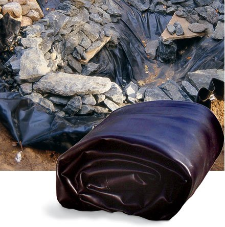 ond Liner 10' x 10' Fish Safe Liner 20 Year Warranty ()