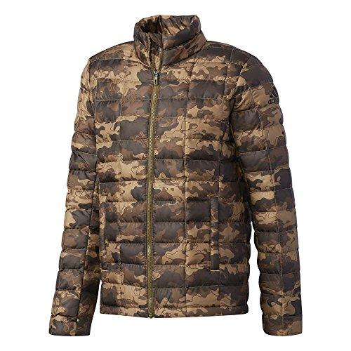 Daunenjacke Adidas Print Light Herren Jacke Camouflage 76yYbfg