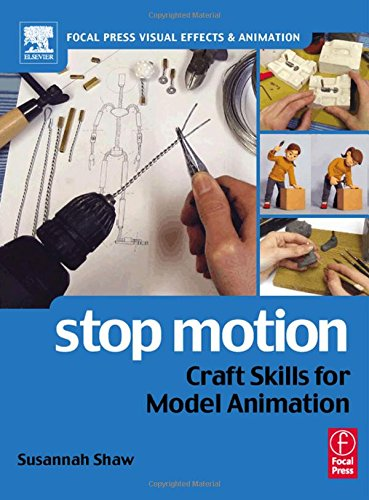 Stop Motion: Craft Skills for Model Animation-cover