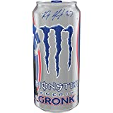 Monster Energy, Gronk, 473ml cans, Pack of 12