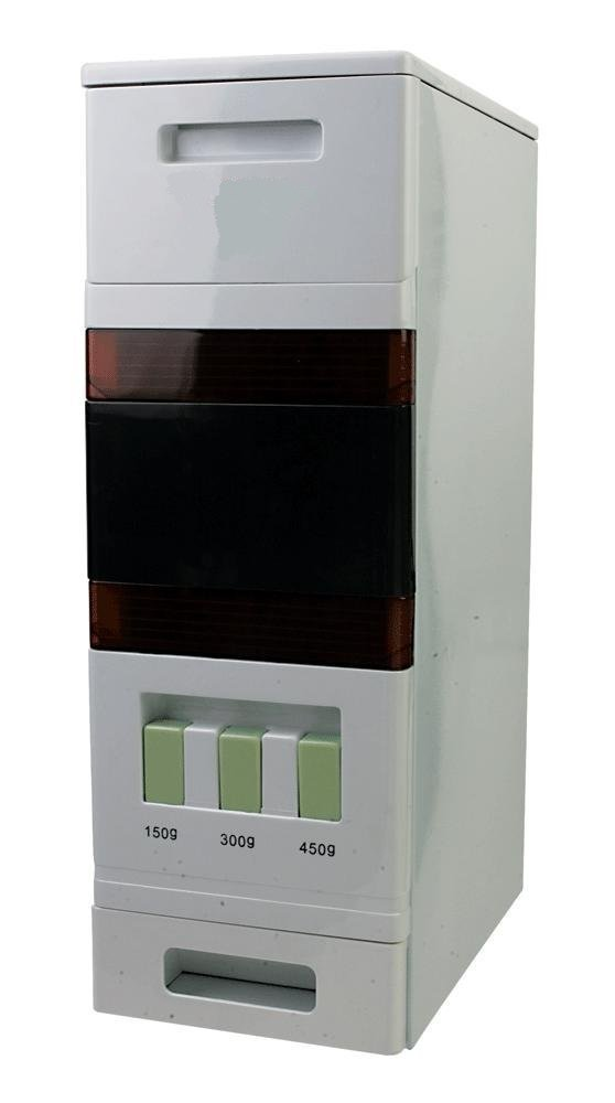 Asian rice dispenser