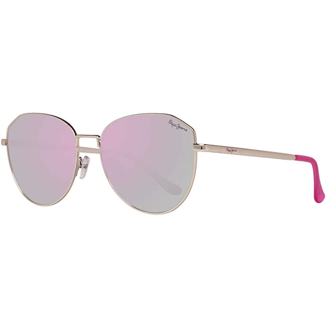 Pepe Jeans PJ5137C255 Gafas de sol, Gold, 55 para Mujer ...