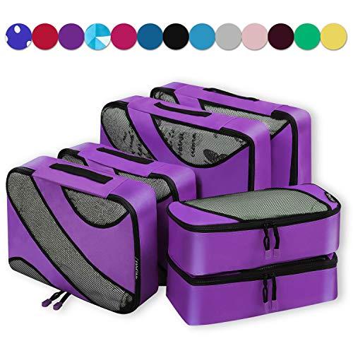 6 Set Packing Cubes