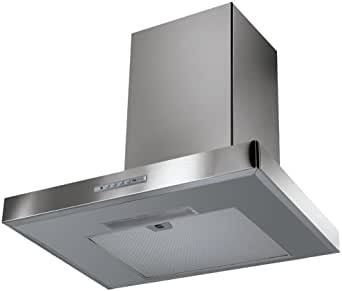 Mepamsa Gemma 70 - Campana (Aluminio, 2 piezas, 700 mm, 470 mm, 790 mm, 15 W) Acero inoxidable: Amazon.es: Grandes electrodomésticos