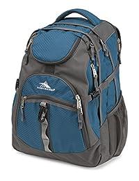 High Sierra 53671-4960 Access Backpack, Lagoon/Slate