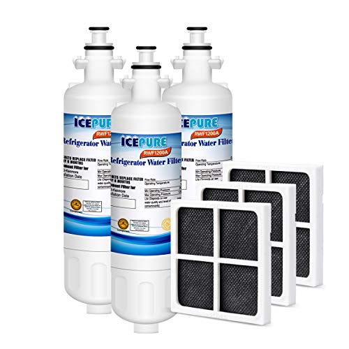 rfc1200a water filter replacement cartridge
