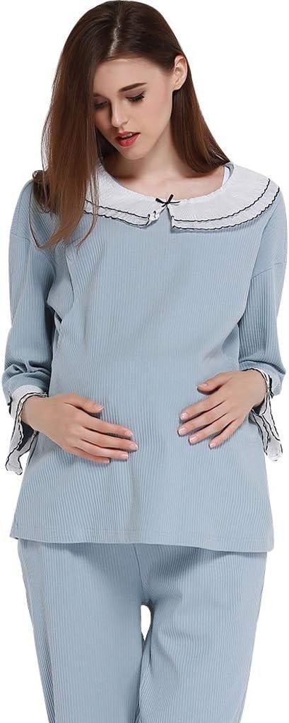 Camisones Pijamas Pijamas Mujeres Embarazadas Ropa de Dormir ...