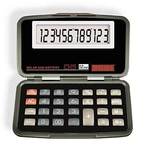 Control Company 6029 Control, Calculator, Portable, 2-1/2 in,Grade: 1 to 12, 2