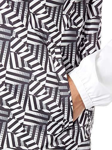 Amazon.com  DC Black Dazzle Dagup Water Resistant Jacket (M b8b5843ec93