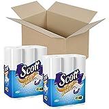 Scott Tube-Free Toilet Paper, 48 Count