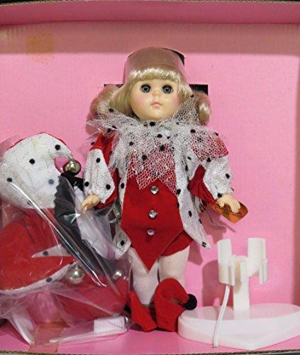 Ginny 8 Vogue Doll ('Court Jester' 71-2280 8