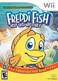 humongous games - Freddi Fish: Kelp Seed Mystery - Nintendo Wii