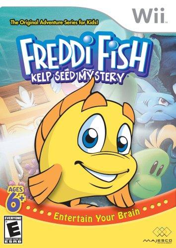 freddi fish - 3