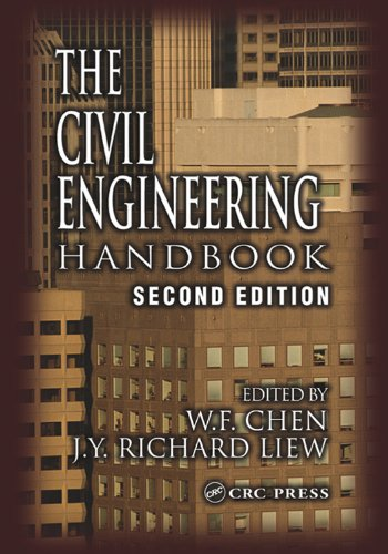 Download The Civil Engineering Handbook, Second Edition (New Directions in Civil Engineering) Pdf