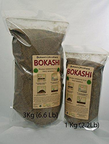 Bokashi Brothers Bokashi 2.2lb Bag (1 (Compost Accelerator)