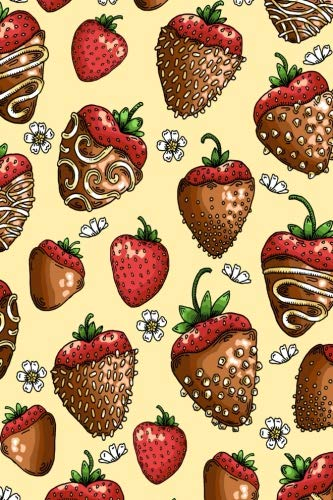 Berry Treat: (Journal / Notebook) 6x9