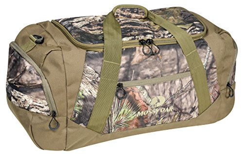Mossy Oak Broadleaf Duffel Bag, Mossy Oak Break-Up Country – DiZiSports Store