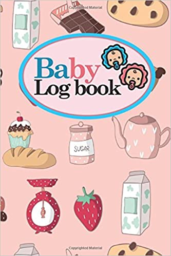 amazon com baby logbook daily sheets for daycare nanny track and
