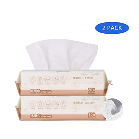 Review Pure Cotton Tissue Facial