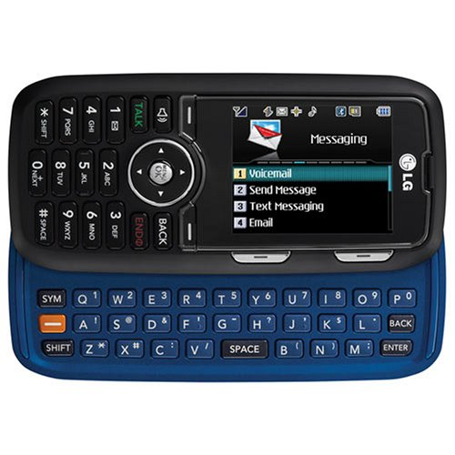 LG Rumor Phone, Black (Sprint)