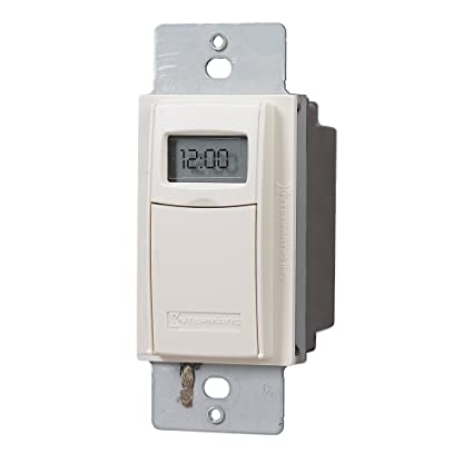 Intermatic EI600LAC 7Day Astronomic SinglePole3Way Time Switch