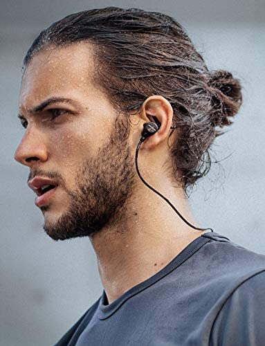 General/überholt 8 Stunden Akkulaufzeit SweatGuard Technologie f/ür Sport und Workout Soundcore Spirit Kabellose Bluetooth Kopfh/örer Federleichtes Design und bequemer Halt