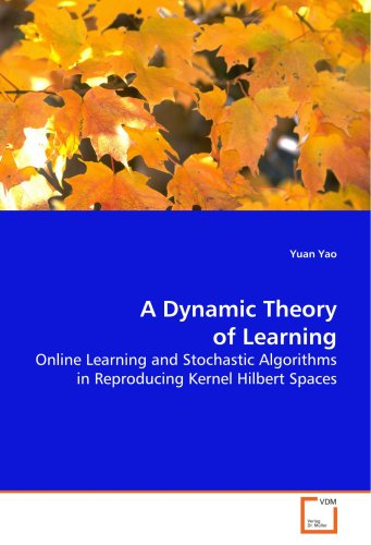 A Dynamic Theory of Learning: Online Learning and Stochastic Algorithms inReproducing Kernel Hilbert Spaces