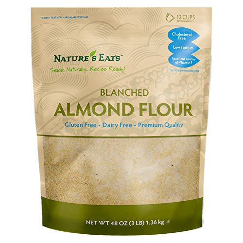 Natures Eats Almond Flour, 48 Ounce
