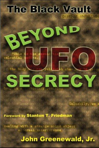 Beyond UFO Secrecy PDF