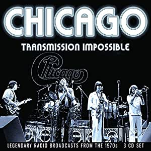Chicago Transmission Impossible 3cd Amazon Com Music