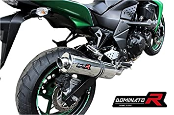 DB Killer Dominator Exhaust silenciador de escape KAWASAKI Z750 07- GP II