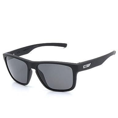 Óculos de Sol Hb H-bomb 90112001a0   55 Preto Fosco Polarizado ... ac6f54660a
