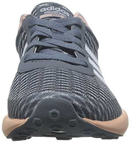 adidas Cloudfoam Race W, Zapatillas de Deporte para Mujer Azul (Blue)
