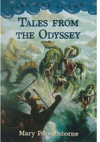Tales Odyssey Part Mary Osborne product image