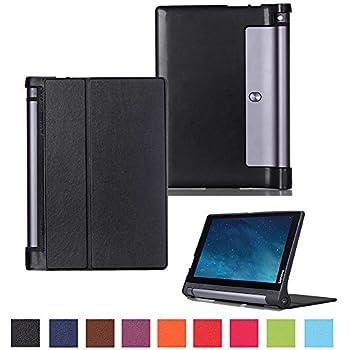 Amazon.com: Yoga Tab 3 pro 10 Estuche, Negro: Computers ...