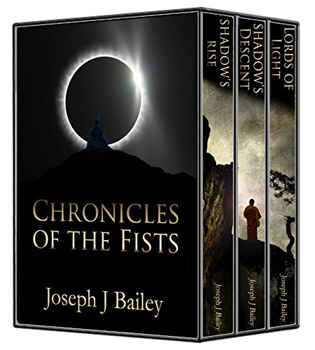 Chronicles Fists Complete Joseph Bailey ebook product image