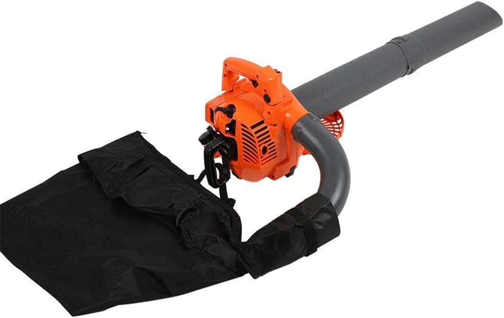 N \ A Soplador de Hojas/aspiradora de Mano de Gas de 2 ciclos, barredora/ aspiradora/trituradora Profesional, Ideal para césped y jardín, Patio, bordillo, Limpieza de Polvo de Nieve: Amazon.es: Hogar