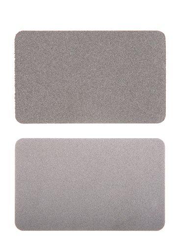 EZE-LAP 220 Credit Card Size Diamond Sharpening Stone Set F/C