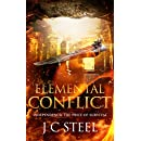 Elemental Conflict: Independence: the price of survival (The Cortii series Book 4)