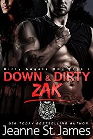 Down & Dirty: Zak (Dirty Angels MC Boo