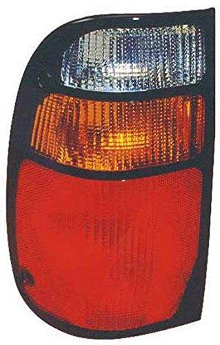 zda Pickup Passenger Side Replacement Taillight Unit (NSF Certified) (99 Mazda B3000 Pickup)
