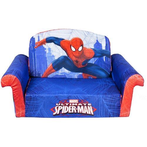 Marshmallow Spider-Man Flip Open ()